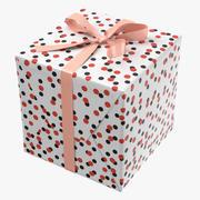 Birthday Present 09 3d model