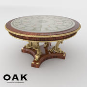 OAK Classic Table mg1024 3d model