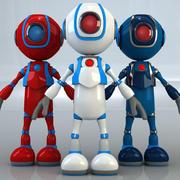 机器人3D模型V2 3d model