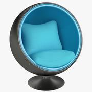 Ball Ball 3d model