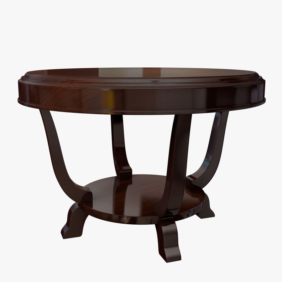 Le centre de la table royalty-free 3d model - Preview no. 1