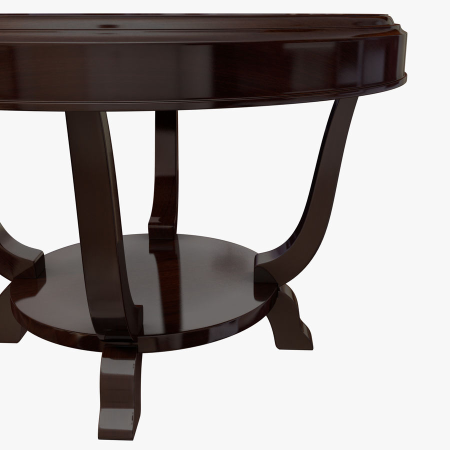 Le centre de la table royalty-free 3d model - Preview no. 7