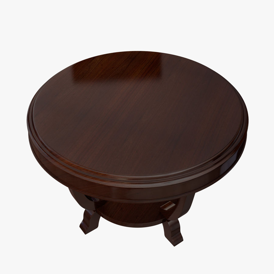 Le centre de la table royalty-free 3d model - Preview no. 5