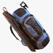 Plecak Ocalałego 3d model