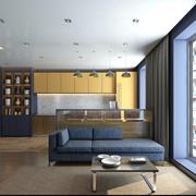Scène intérieure 3d model