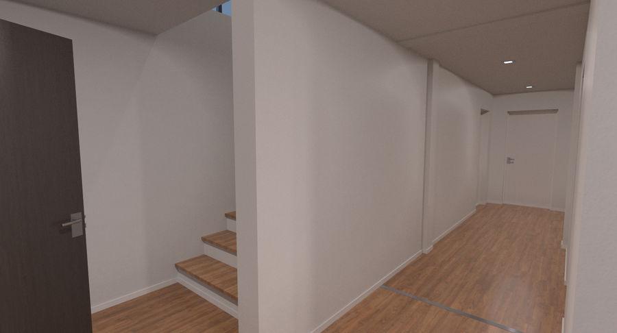 Maison moderne 12 (intérieur + extérieur) modèle 3D $59 ...