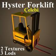 FORK CEL 3d model