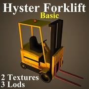 FORK Basic 3d model