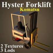 FORK MAS 3d model