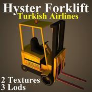 FORK THY 3d model