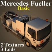 FUEL Basic 3d model