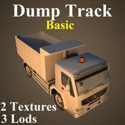 DUMP Basic 3d model