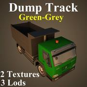DUMP GGR 3d model