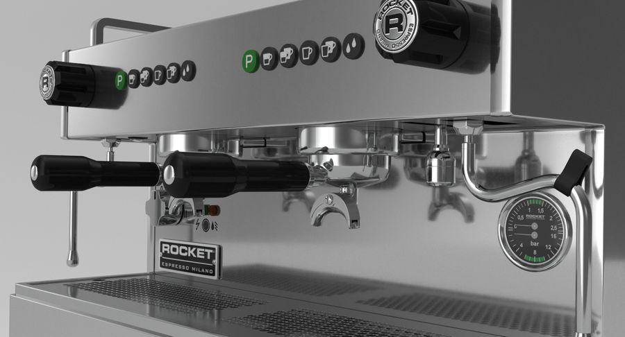 Rocket Espresso Boxer royalty-free 3d model - Preview no. 7