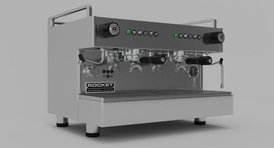 Rocket Espresso Boxer royalty-free 3d model - Preview no. 3