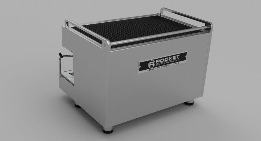 Rocket Espresso Boxer royalty-free 3d model - Preview no. 4