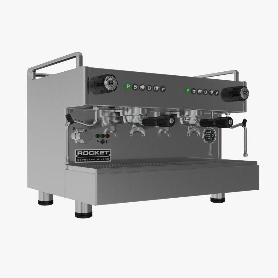 Rocket Espresso Boxer royalty-free 3d model - Preview no. 1