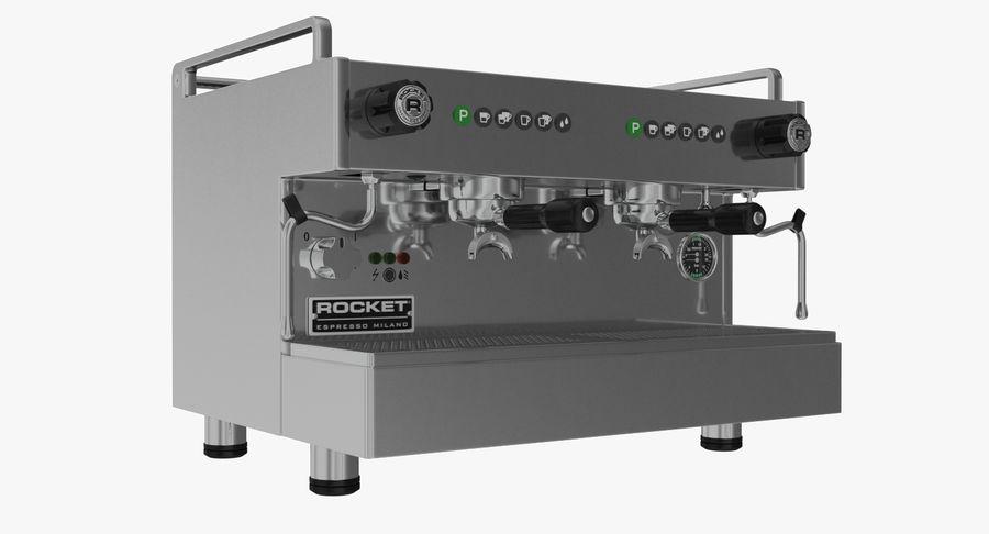 Rocket Espresso Boxer royalty-free 3d model - Preview no. 2