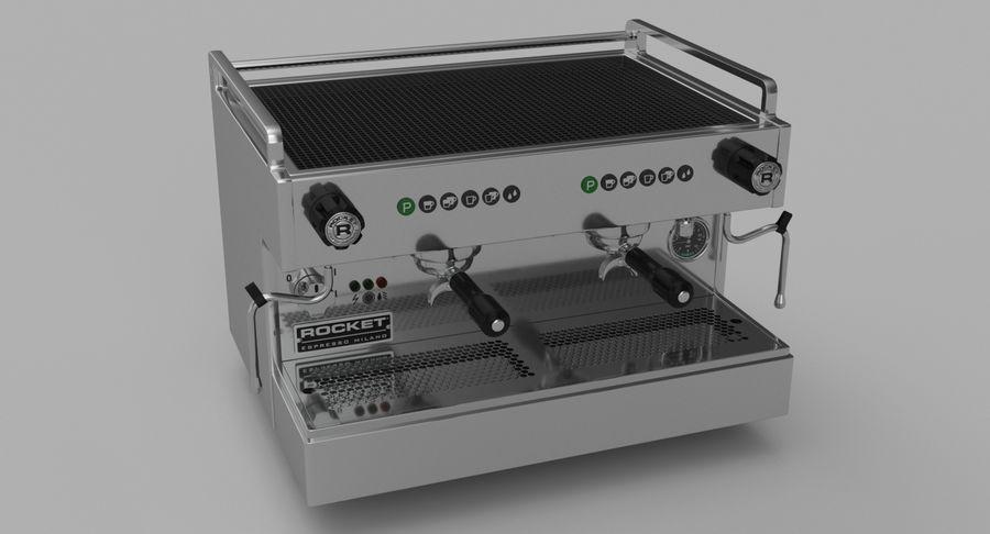 Rocket Espresso Boxer royalty-free 3d model - Preview no. 6