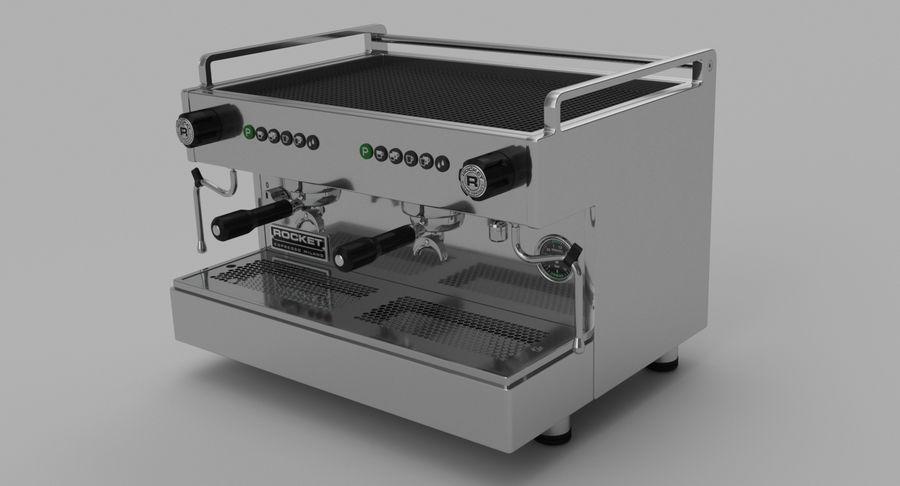 Rocket Espresso Boxer royalty-free 3d model - Preview no. 5