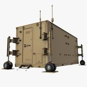 UAV Control Container 3d model