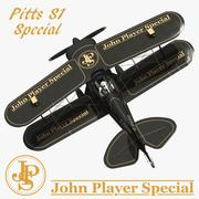 Pitts S1 JPS 3d model