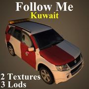 FOLK KUW 3d model