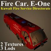 FIRE3 KUW 3d model