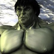 绿巨人漫画 3d model