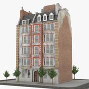 London building A 3d model