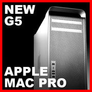 Apple Mac Pro  3d model