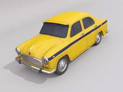 Varianti classiche Ambassador 3d model
