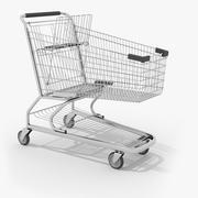Carrello della spesa 3d model