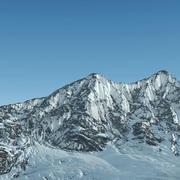 Рельеф Горного Хребта Аляска 32 Пейзаж 3d model