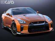 日产GT-R 3d model