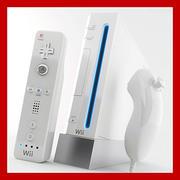 任天堂Wii或Revolution 3d model