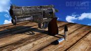38 Revolver 3d model