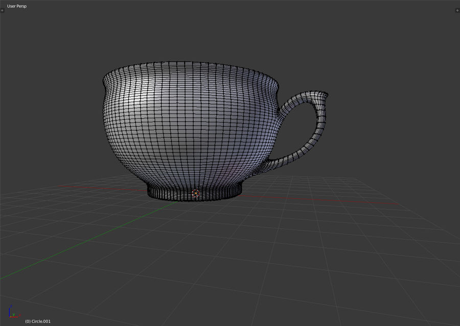 coffee bean royalty-free 3d model - Preview no. 19