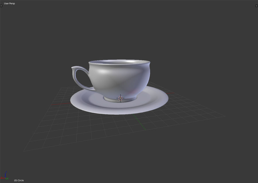 coffee bean royalty-free 3d model - Preview no. 13