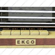 Old Radio Ekco 3d model
