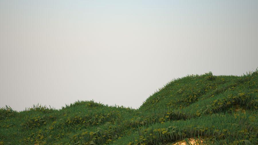Gras voor het milieu royalty-free 3d model - Preview no. 6