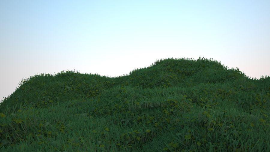 Gras voor het milieu royalty-free 3d model - Preview no. 4