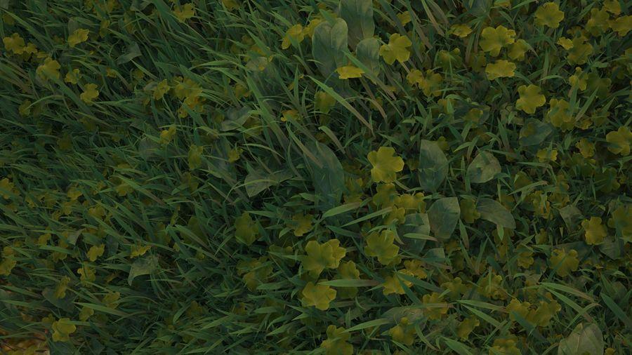 Gras voor het milieu royalty-free 3d model - Preview no. 3