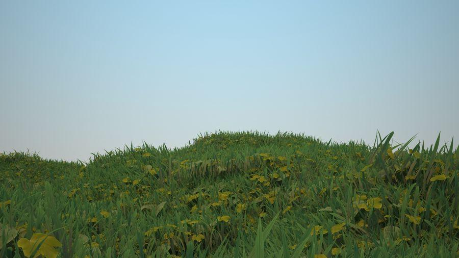 Gras voor het milieu royalty-free 3d model - Preview no. 2