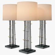 Theodore Alexander Vale bordslampa 3d model