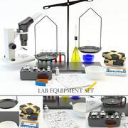 Equipamento de laboratório 3d model