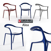 Chair Kubikoff Alea 3d model