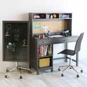 Mobiliário infantil 2 3d model