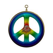 Peace Sign 3D Model 3d model