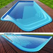 游泳池2 3d model